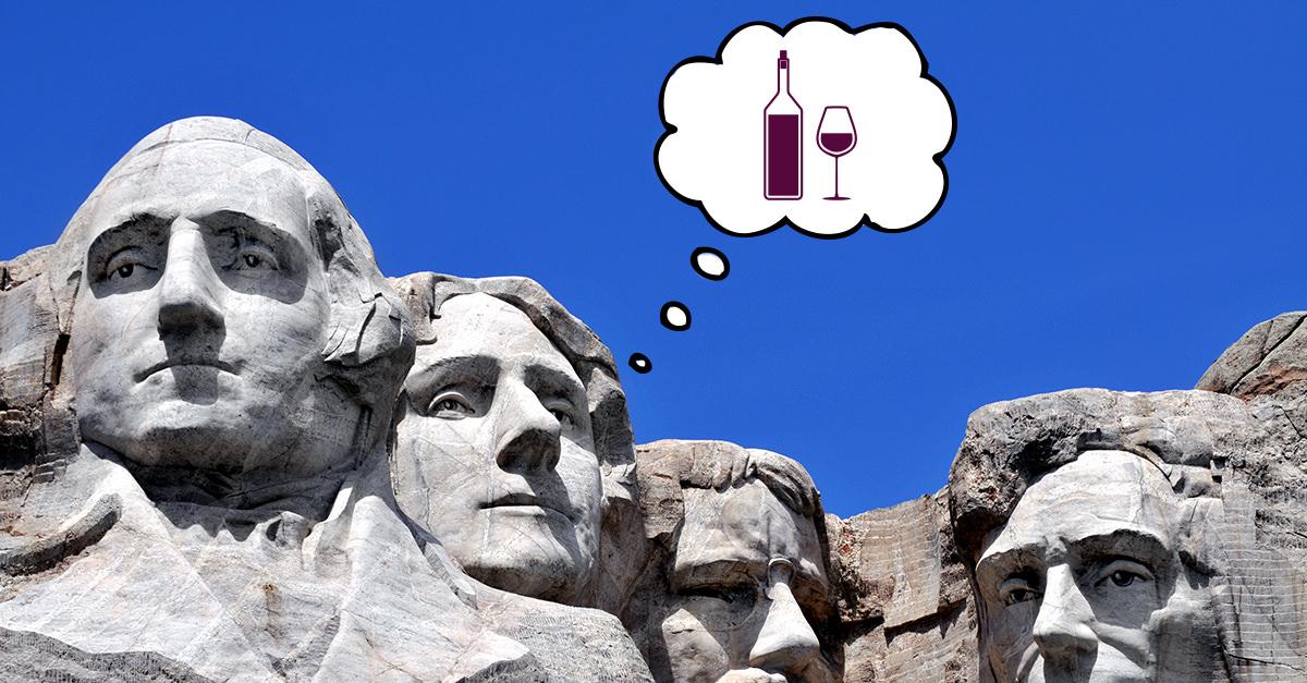 这些人不好好当总统,非得不务正业去酿酒!