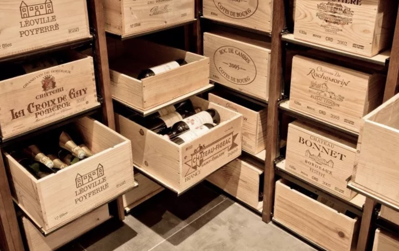 葡萄酒一箱为什么是12瓶?大概是因为懒吧……