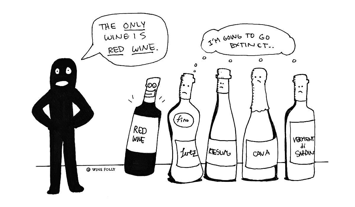 你真的很懂酒?先看看有没有说过这12句话……