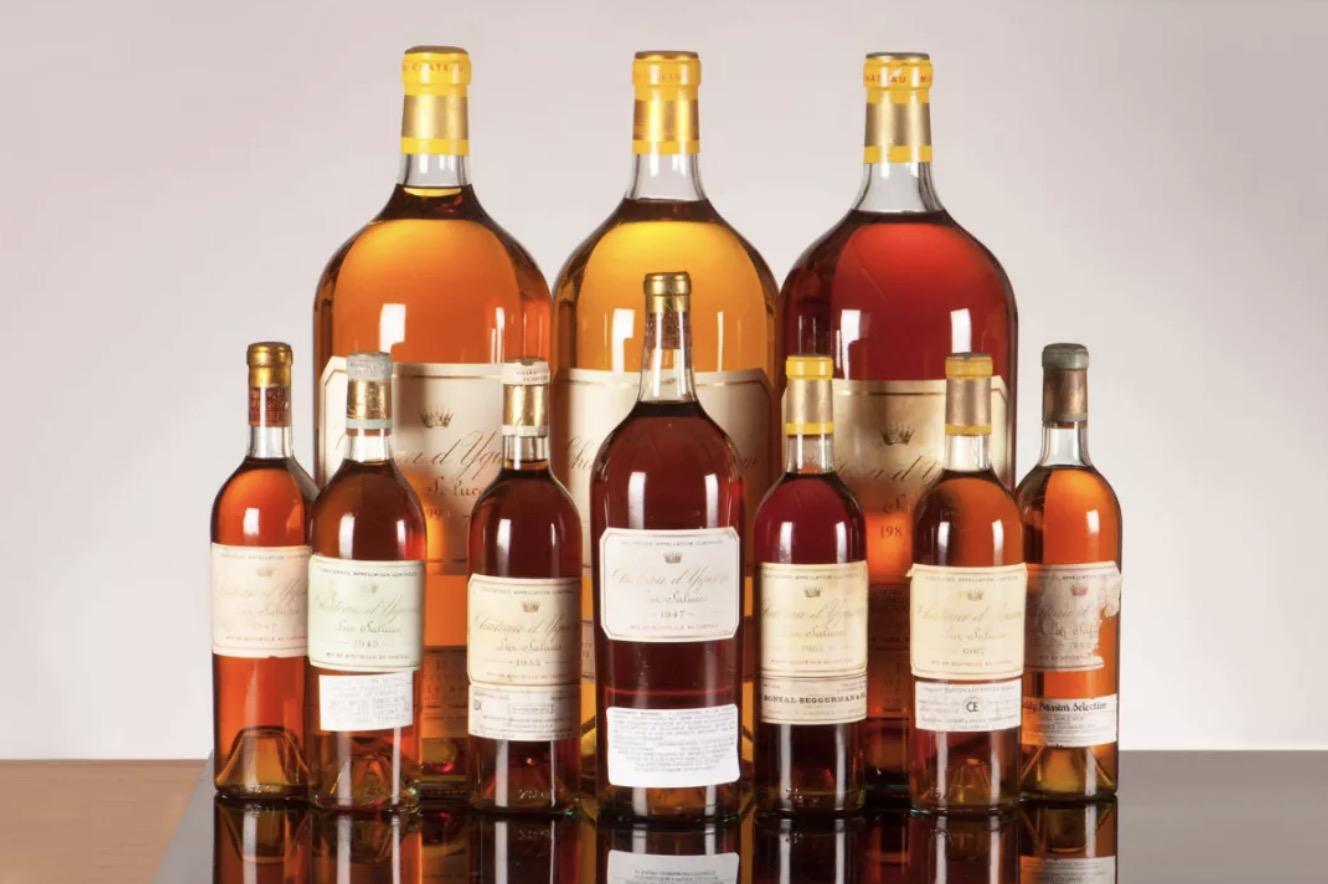 甜酒之王——滴金酒庄,背后的家族居然曾占据苏玳的半壁江山!