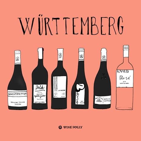 """符腾堡(Württemberg): """"德国红葡萄酒""""的藏身之地"""