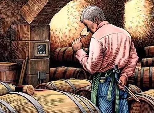 葡萄酒の前传:一颗葡萄的守破离