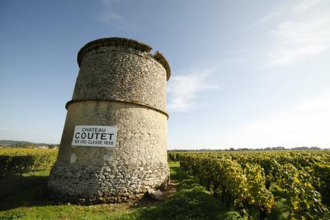 古岱庄园Chateau Coutet