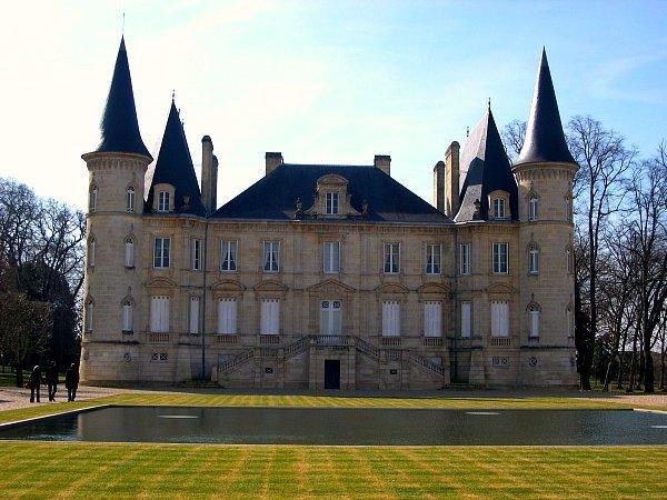 碧尚女爵庄园Pichon Longueville Comtesse De Lalande