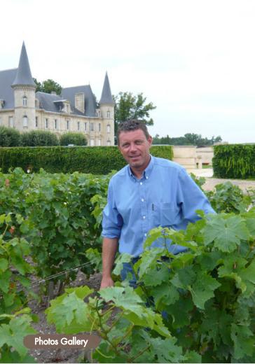 碧尚男爵庄园Chateau Pichon Longueville Baron