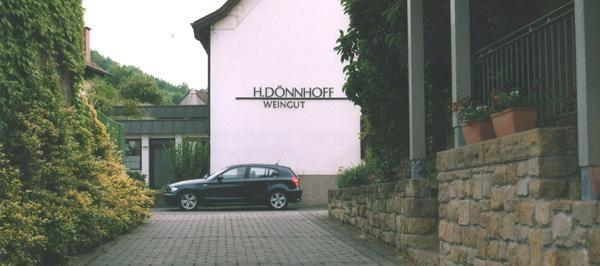 杜荷夫酒庄Weingut Donnhoff