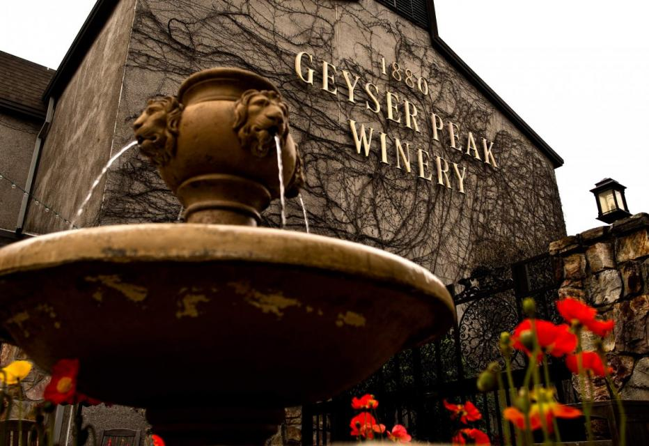 盖世峰酒庄Geyser Peak Winery