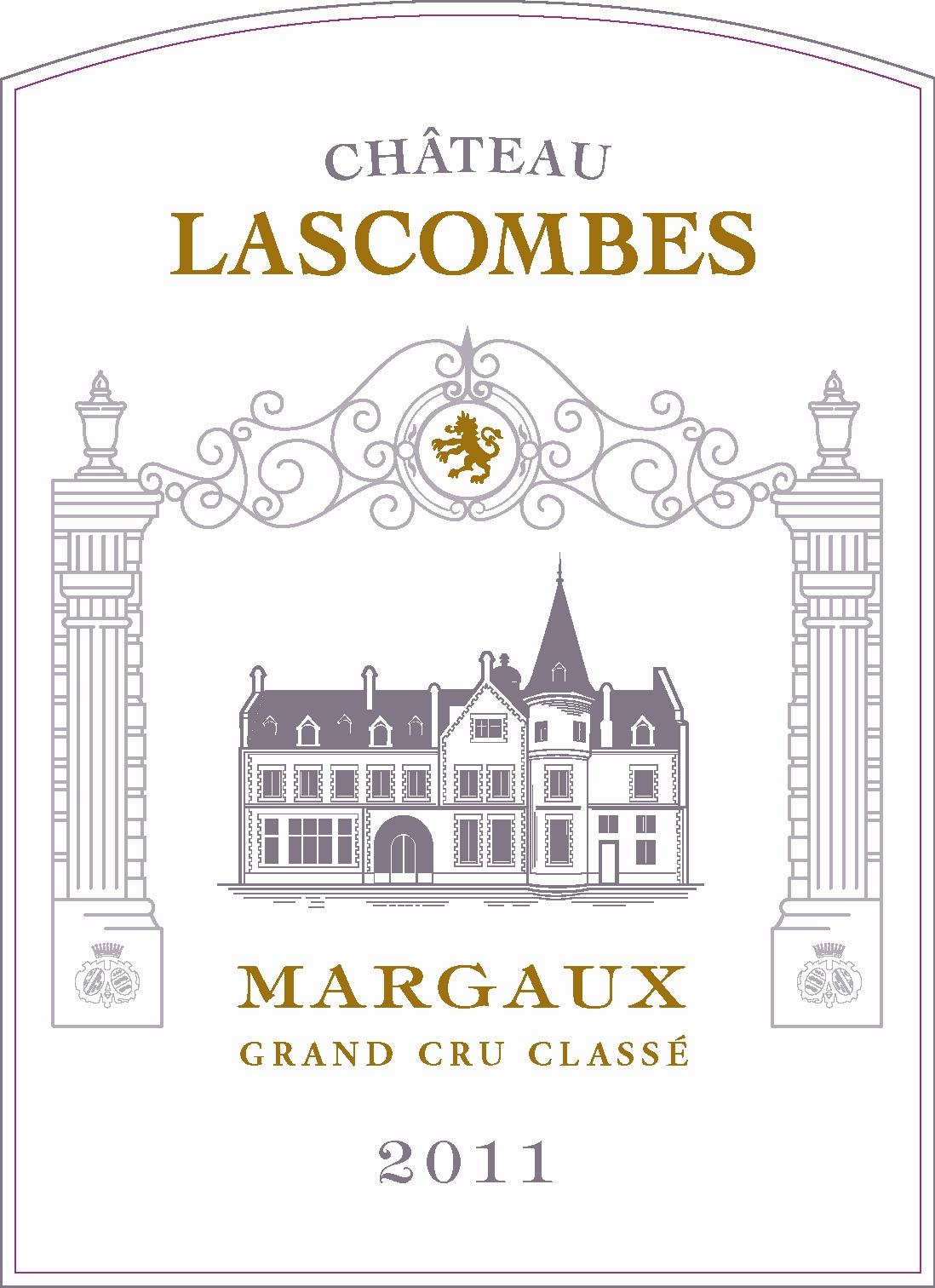 力士金酒庄干红Chateau Lascombes