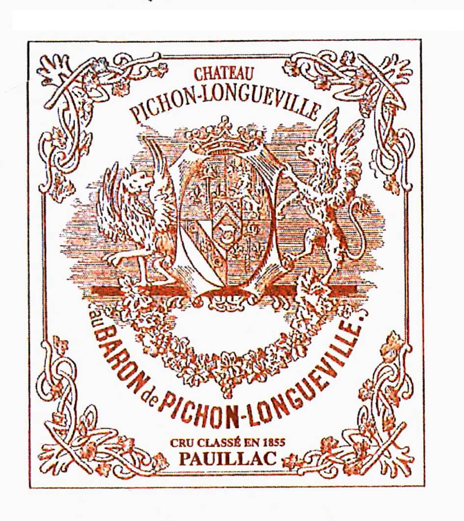 碧尚男爵酒庄干红Chateau Pichon-Longueville Baron