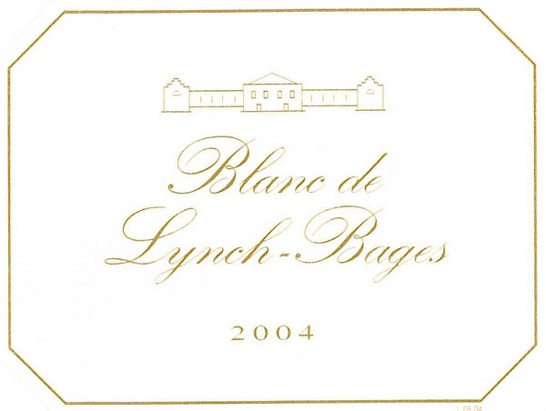 靓茨伯酒庄干白Blanc de Lynch-Bages