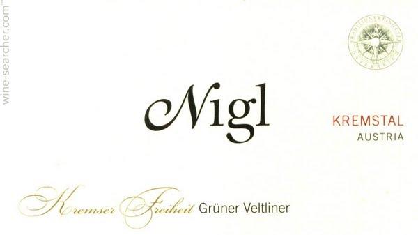 尼玖绿维特利纳干白Nigl Gruner Veltliner Freiheit