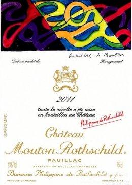 木桐酒庄干红Chateau Mouton Rothschild