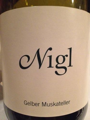 尼玖莫斯卡托干白Weingut Nigl Gelber Muskateller