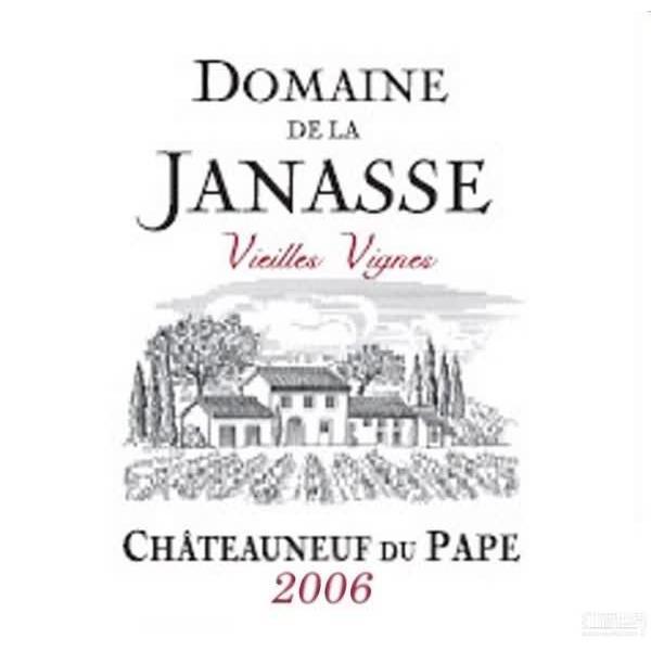 加纳斯老藤干红Domaine de la Janasse Cuvee Vieilles Vignes