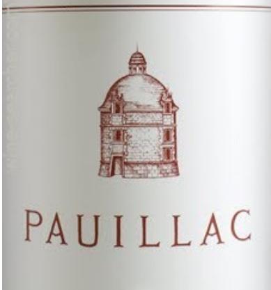 拉图波雅克干红Pauillac de Chateau Latour