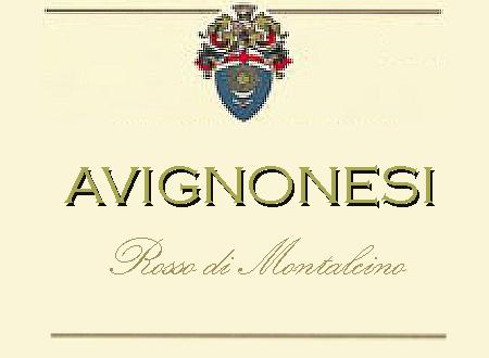 阿雯诺尼斯桃红Avignonesi Rosso di Montepulciano