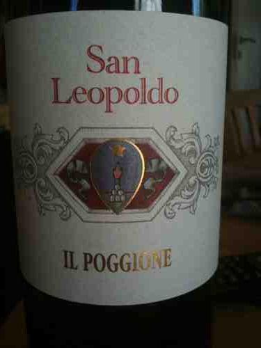波吉欧利奥波德干红Tenuta Il Poggione San Leopoldo