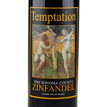 亚历山大谷庄园迷人仙粉黛干红Alexander Valley Vineyards Temptation Zinfandel
