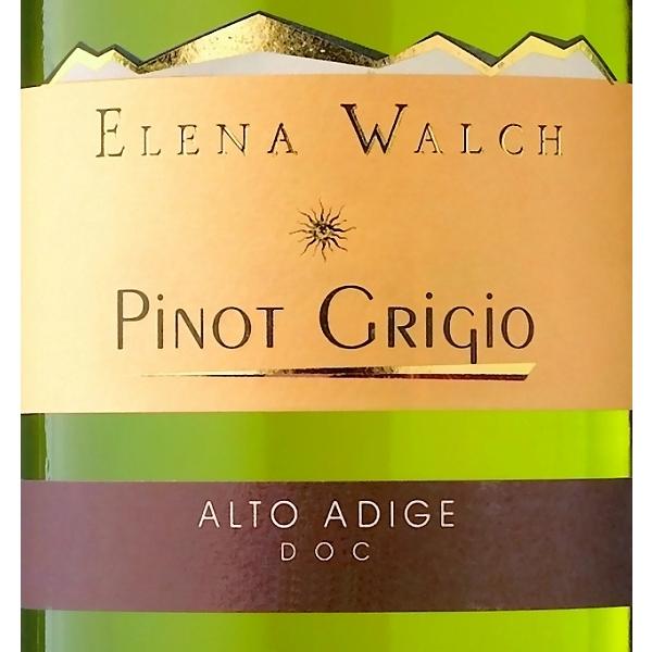 艾琳娜沃尔什精选灰皮诺干红Elena Walch PINOT GRIGIO