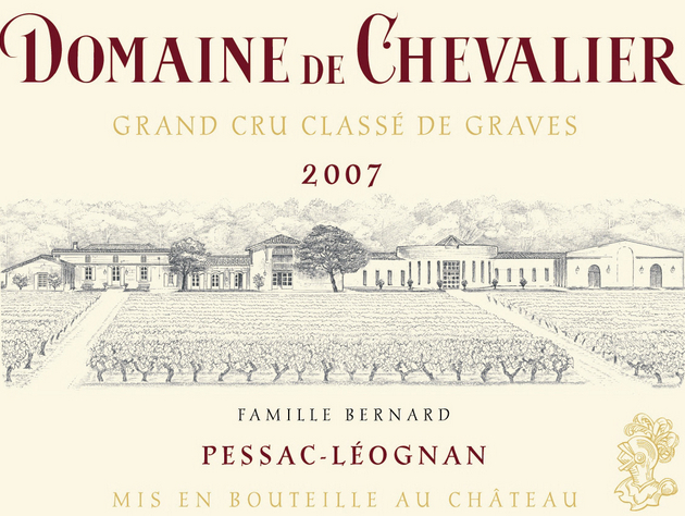 骑士庄园干红Domaine de Chevalier