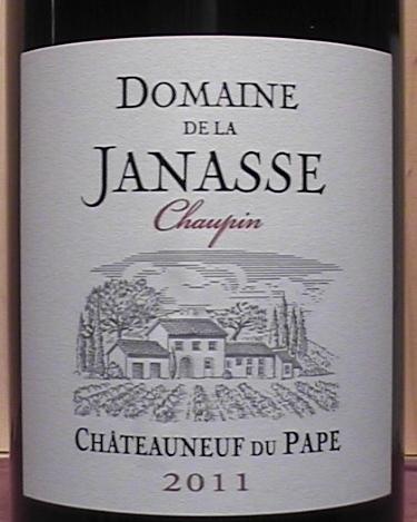 加纳斯经典特酿干红Domaine de la Janasse Cuvee Tradition