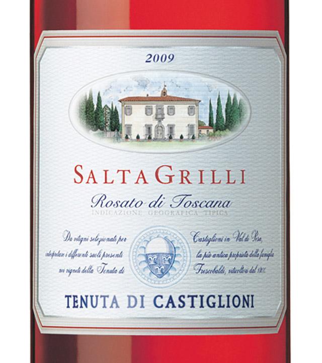 花思蝶卡斯迪格里萨尔塔桃红Marchesi de Frescobaldi Tenuta di Castiglioni Saltagrilli