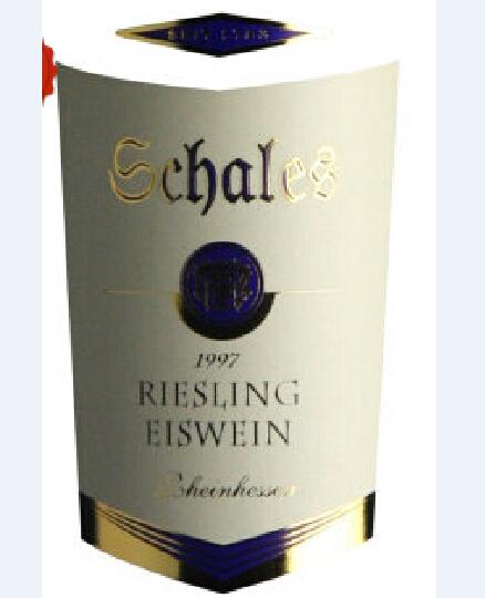 查理天使雷司令冰酒Schales Riesling Eiswein