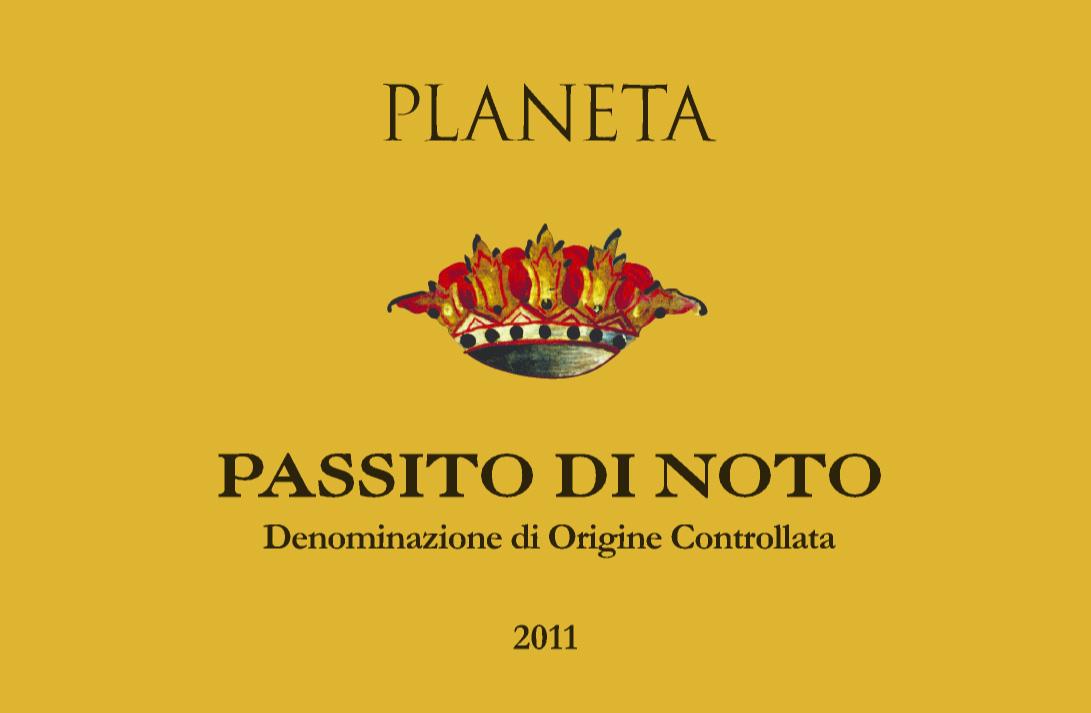 行星酒庄帕西拖甜白Planeta Passito Di Noto