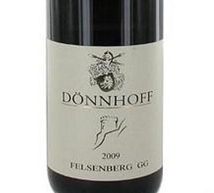 杜荷夫博克黑玛堡菲尔森山顶级雷司令干白Weingut Donnhoff Schlossbockelheimer Felsenberg Riesling