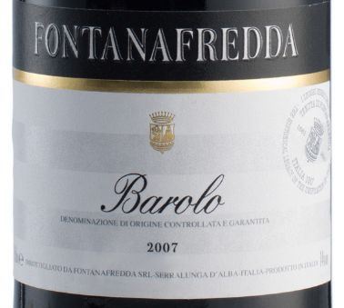 方达娜福达巴罗洛干红Fontanafredda Barolo