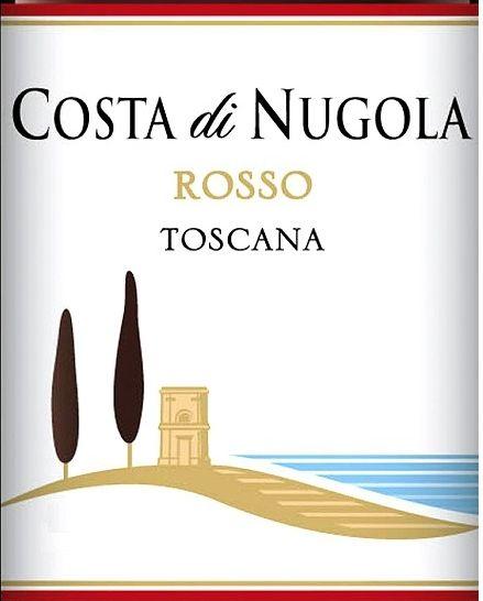 花思蝶奴哥拉桃红Marchesi de Frescobaldi  Costa di Nugola Rosso