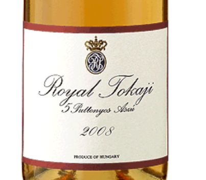 皇家托卡伊红方托卡伊阿苏5贵腐甜白The Royal Tokaji Wine Company Red Label Tokaji Aszu 5 Puttonyos