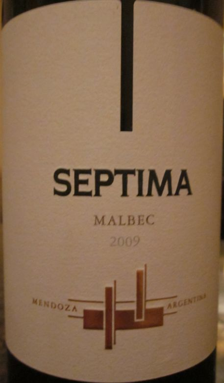赛马马尔贝克干红Bodega Septima Malbec