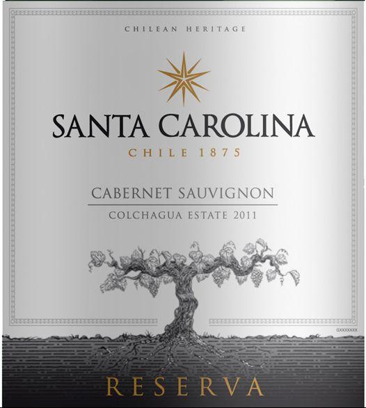圣卡罗珍藏赤霞珠干红Santa Carolina Reserva Cabernet Sauvignon