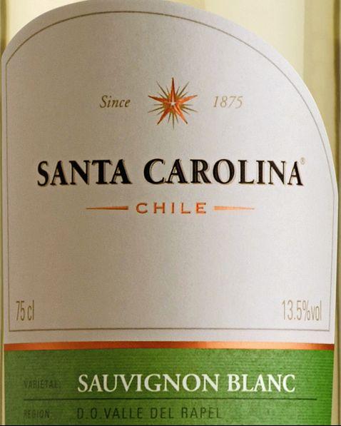 圣卡罗长相思干白Santa Carolina Sauvignon Blanc