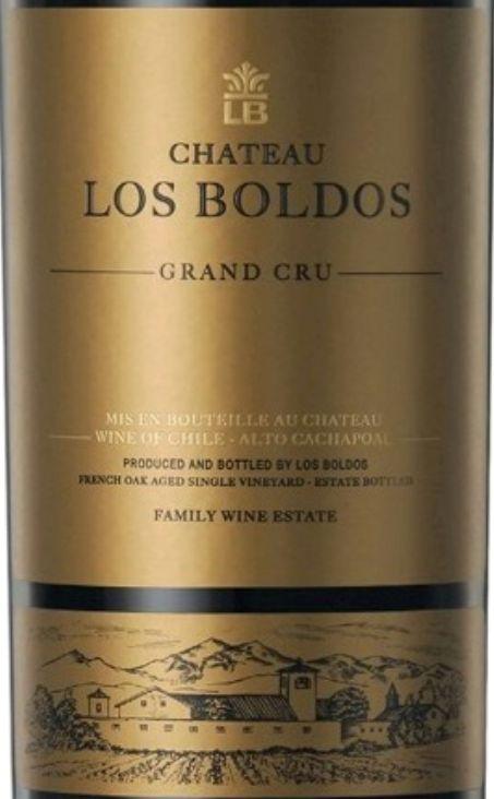 洛宝多特级干红Chateau Los Boldos Grand Cru