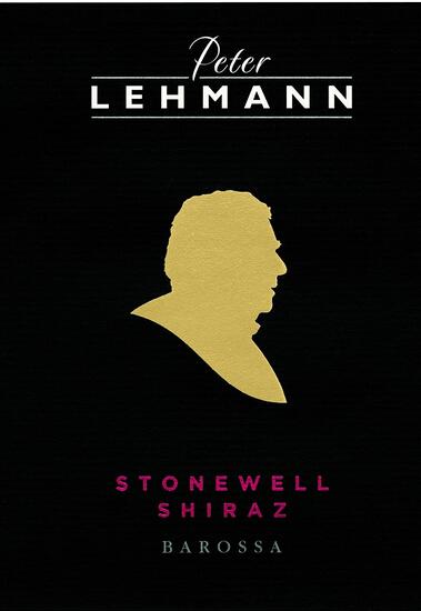 彼得莱曼酒庄美石设拉子干红Peter Lehmann Stonewell Shiraz