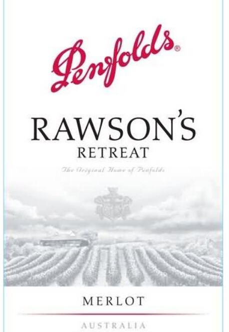 奔富洛神山庄梅洛干红Penfolds Rawson's Retreat Merlot