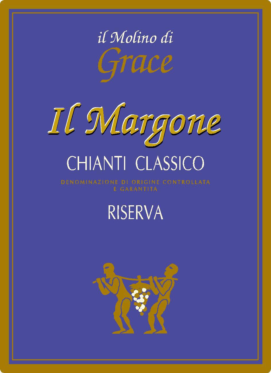 格蕾丝马格纳经典基安帝珍藏干红Il Molino di Grace Il Margone Chianti Classico  Riserva