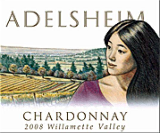 爱德森霞多丽干白Adelsheim Chardonnay