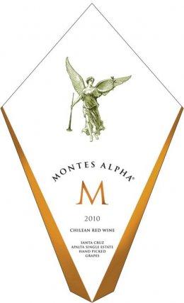 蒙特斯欧法M干红Montes Alpha M