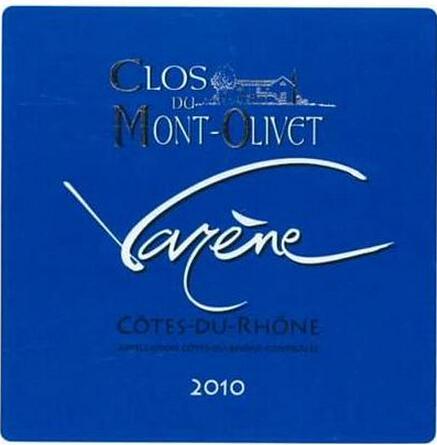 奥里维瓦痕园干红Clos du Mont-Olivet Varene