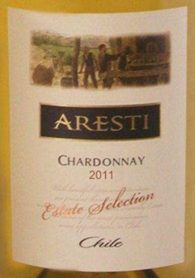 阿雷斯帝精选霞多丽干白Aresti Estate Selection Chardonnay