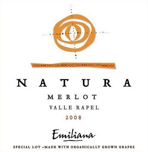埃米利亚纳天然梅洛干红Emiliana Natura Merlot