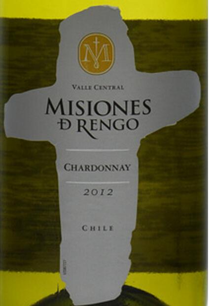万轩士霞多丽干白Misiones de Rengo Chardonnay