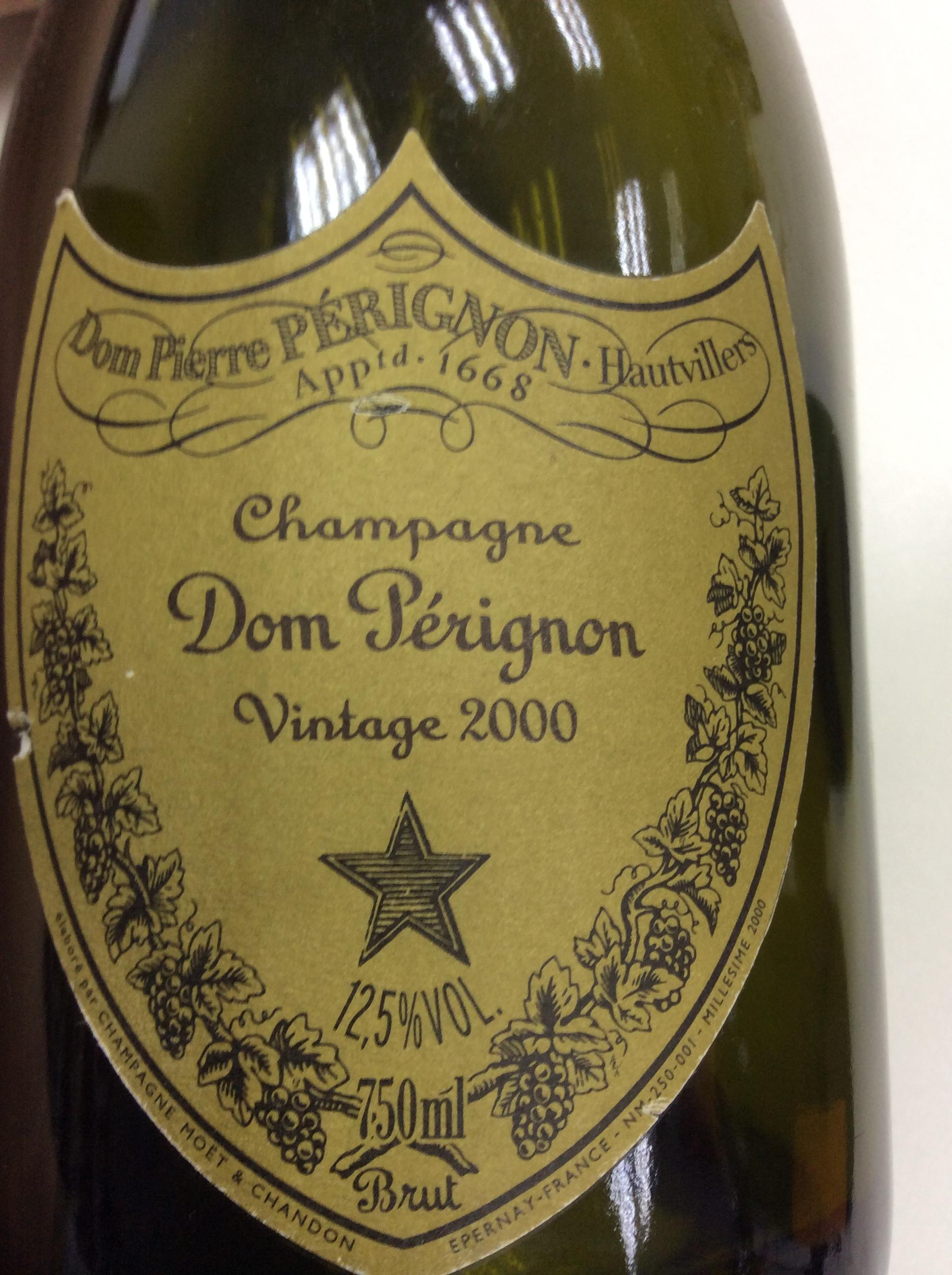 唐·培里侬干型香槟Champagne Dom Perignon Brut