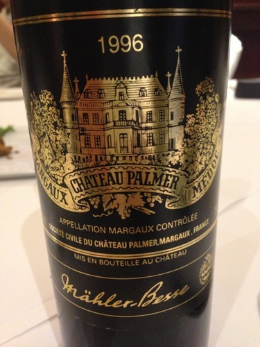 宝玛酒庄干红Chateau Palmer