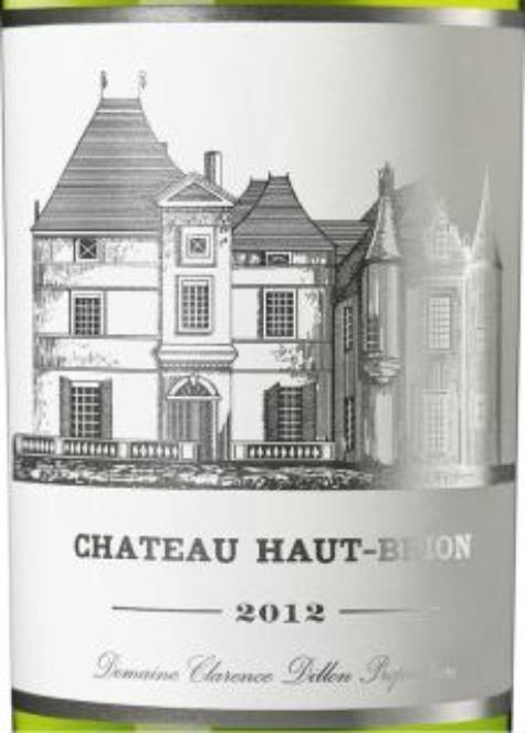 奥比良酒庄干白Chateau Haut Brion Blanc