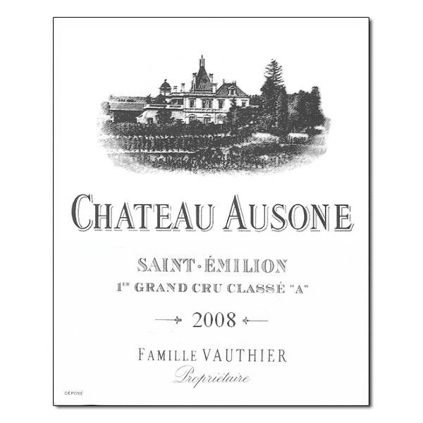 欧颂酒庄干红Chateau Ausone