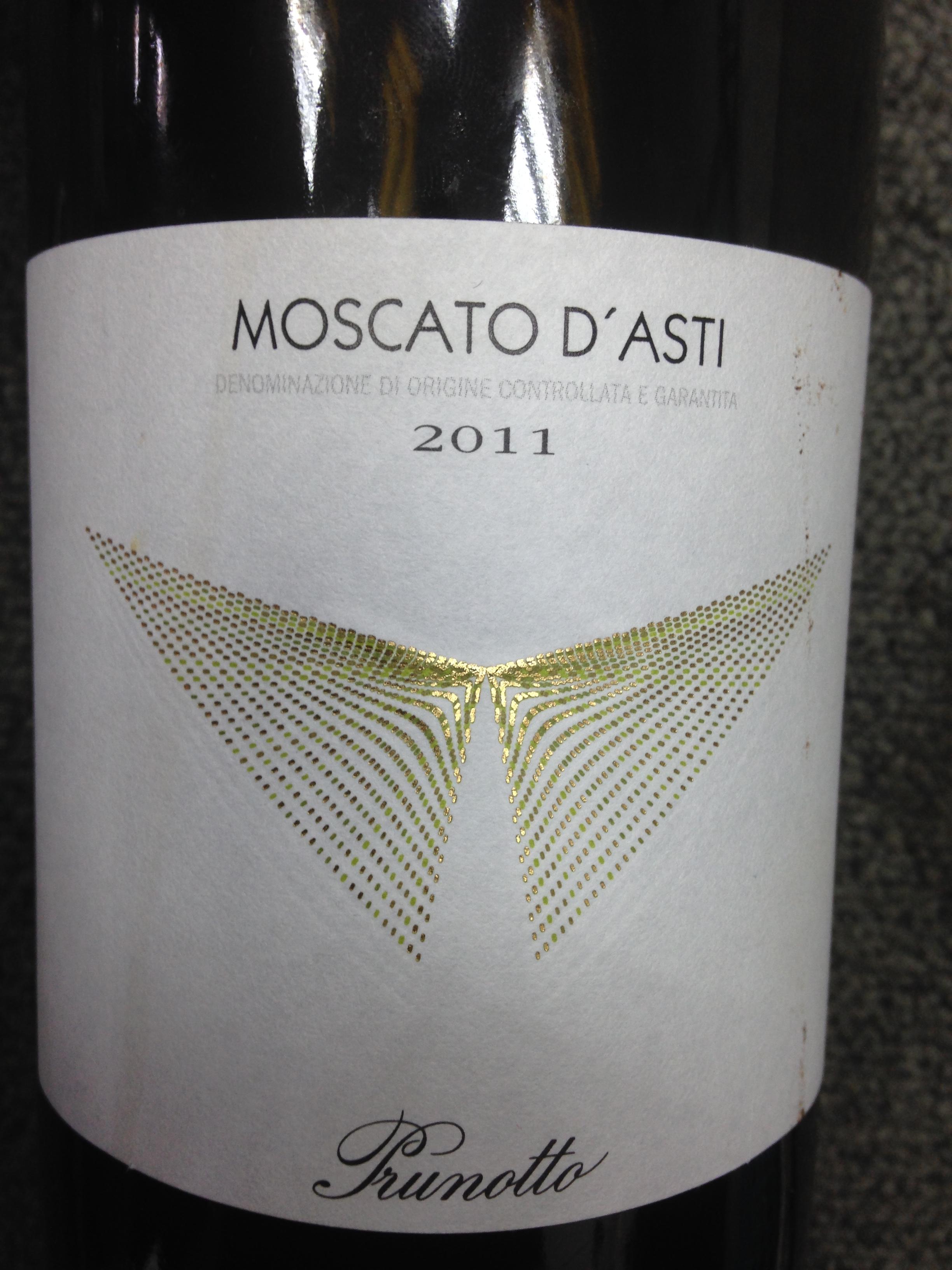普鲁诺托莫斯卡托甜白Prunotto Moscato d'Asti